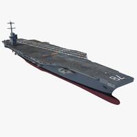 USS Gerald R. F Aircraft Carrier CVN-78