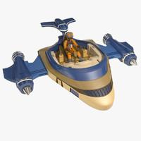 Glider A - Complete