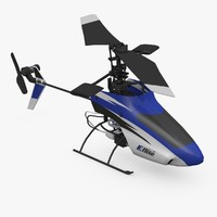 Blade mSR RC Helicopter