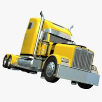 "Freightliner Classic XL ""CAT"