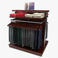 Womens Skirt Display Rack