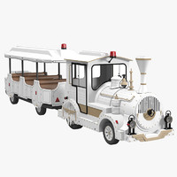 Dotto Road Trackless Train