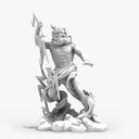 Zeus statue 3D models