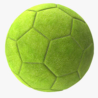 3ds max indoor soccer ball