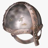 goggle helmet 3d max
