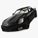 XLR 3D models