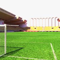Stadium - Monaco