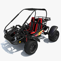 Off Road Buggy HammerHead