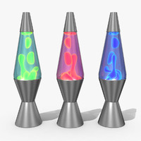 lava lamp lights 3ds