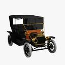 Ford Model T 3D models