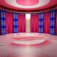 3d model virtual studio