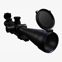 Leupold Rifle Sniper Scope