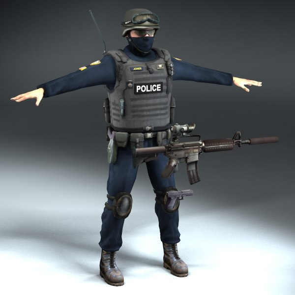 Swat Officer Police_Swat2012_ICove_...