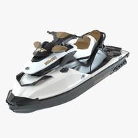 3d sea-doo gtx s 155