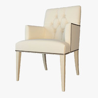 maya baker arm chair