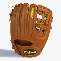 3ds max baseball glove base