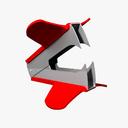 staple remover 3D models