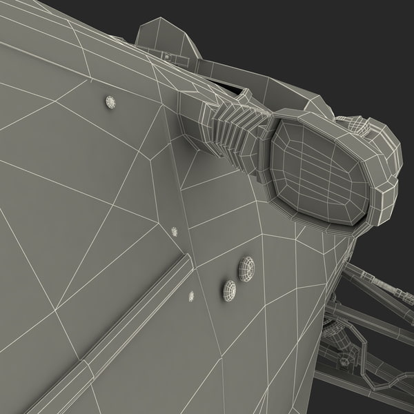 Game Prototyping – Rounded Cube 3d Model