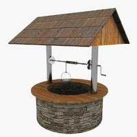 water well 3d 3ds