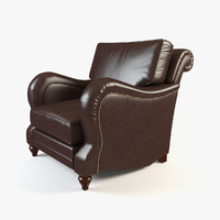 armchair arm chair 3d max