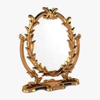 vanity mirror 3d 3ds