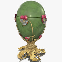 faberge egg 2 3d 3ds