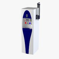 3dsmax water cooler
