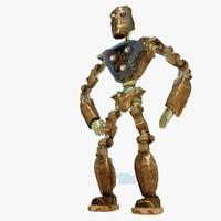 maya robot bot