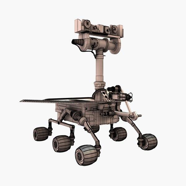 spirit rover model - photo #41