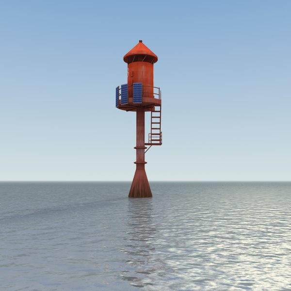 3ds navigation buoy