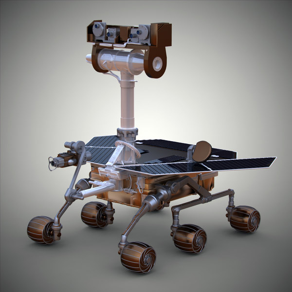 spirit rover model - photo #40