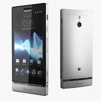 3d sony xperia