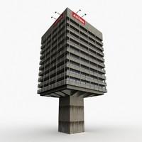 astra landmark 3d model