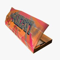 3ds max cigarette papers rizla