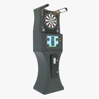 arcade darts model