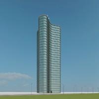 3dsmax new skyscraper 06