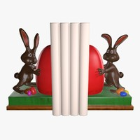 Book Ends 3D models
