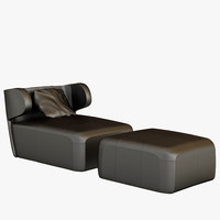 maya ceccotti dc100 chair footstool