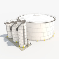 Industrial Silo Pack