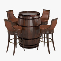 Bar Furniture Set