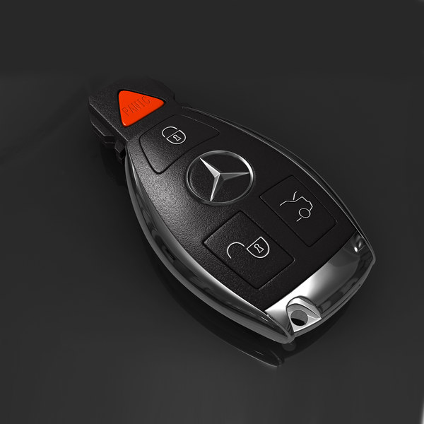 3d mercedes smart key for How to unlock mercedes benz without key