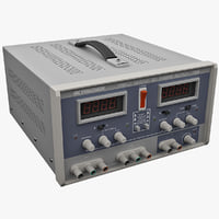 BK Precision 1660 Power Supply