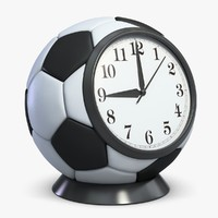 football alarm clock 3ds