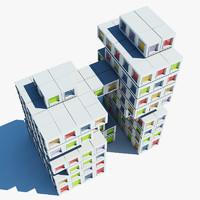 max modular architectural structure