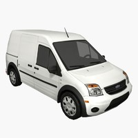 3d model connect van