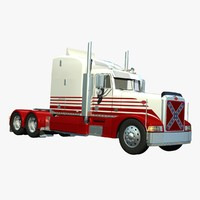 Peterbilt 377 High Sleeper