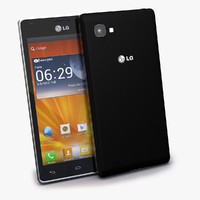New LG Optimus 4X HD P880