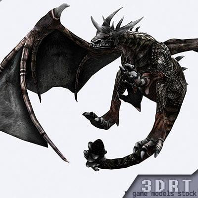 3ds max fantasy dragons fantasy dragon by 3drt