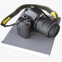 D60 3D models