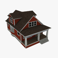 3d house games